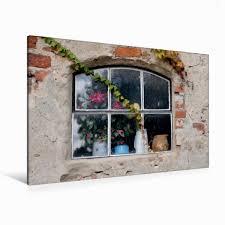 Calvendo Premium Textil Leinwand 120 Cm X X X 80 Cm Quer Fenster Mit