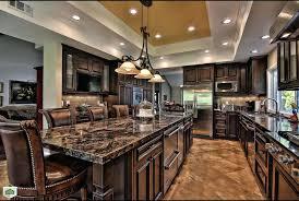 kitchen countertops quartz with dark cabinets. Over Kitchen Sink Lighting Traditional With Dark Cabinets Quartz Countertops  Grey Cherry Granite