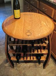 used wine barrel furniture. Used Wine Barrel Furniture. Table And Rack Furniture Made From Finger Lakes Barrels -