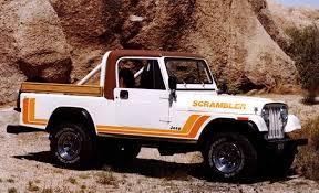 2018 jeep scrambler. brilliant 2018 scramblerjeeppickup to 2018 jeep scrambler