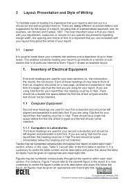 Engineering Report Format Template Awesome Structure Ex Book Review
