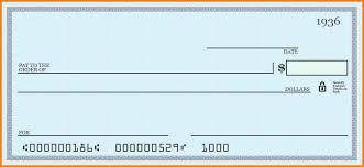 Check Writing Templates 7 Check Writing Template Free Invoice Letter