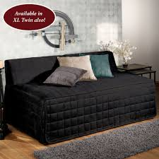 day bed cover. Simple Cover Camden Hollywood Daybed Cover Onyx Throughout Day Bed O