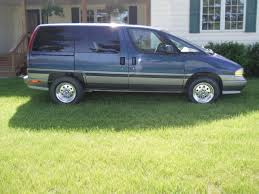 1995 Chevrolet Lumina Minivan - Information and photos - ZombieDrive