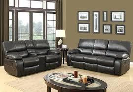 reclining sofa and loveseat set global espresso reclining sofa and reclining console in leather gel verona reclining sofa and loveseat set