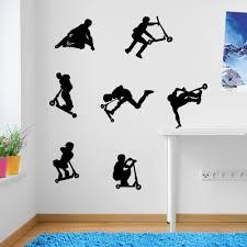 childrens sticker wall art