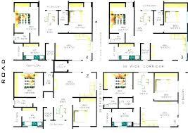 Apartment Building Plans Design Interesting Inspiration Ideas