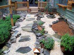 Cool Zen Style Japanese Garden Backyard Design