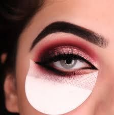 shaperz eye shadow lip makeup shields brow face white 24 no s shaperz eye shadow lip makeup shields brow face white 24 no s at best s in india