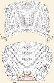 Lion King Broadway Seating Chart Citizens Bank Opera House Seating Chart Theatre In Boston