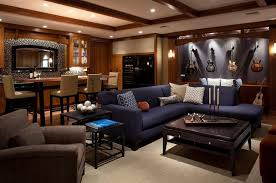 Build the perfect ma'am and man caves with our design tips