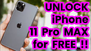 🥇 Unlock iPhone 11 Pro Max AT&T, Sprint, T-Mobile, Cricket, Verizon,  Xfinity... - YouTube