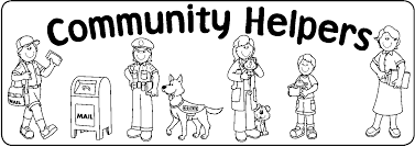 Community Helper Coloring Sheets Community Helpers Coloring Pages
