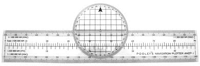 Navigation Equipment Plotters Pooleys Flying And