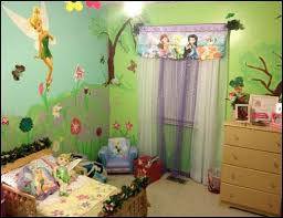Fairy Bedroom Decorating Ideas