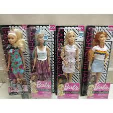 Búp bê chính hãng Barbie Fashionista (2)