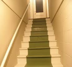 Beautiful Basement Stairs Finishing Ideas Painted Basement Steps - Painted basement stairs