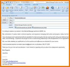 email sending resumes sending resume via email example resume name