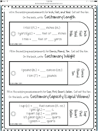 Conversion Chart For Quarts To Gallons Kids Cup Pint Quart Gallon Worksheets News 2 You To