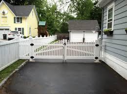 PVC Driveway Gate Yelp