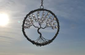 Macrame Dream Catcher Patterns Free Tree of Life Sun Catcher Tutorial YouTube 79