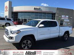 2016 Tacoma 4X4 Double Cab V6 SR5 TRD Sport Upgrade Package ...
