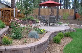 brick patio ideas. Backyard Ideas Medium Size Outdoors Tiny Design With Beautiful Brick Patio And Small Landscaping .