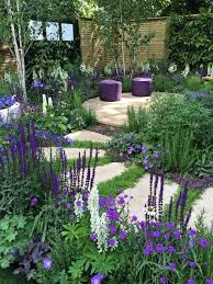 it s a terrible pun but the wellbeing women garden was the one to wow me at
