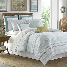 Tommy Bahama Bedding La Scala Breezer 4 Piece Reversible forter