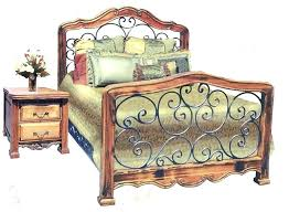 Cast Iron Bed Frames Queen Wrought Iron Bed Frame King Cast Iron Bed ...