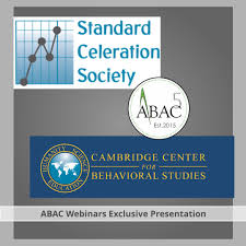 Standard Behavior Chart Abaclive Webinar Cross Over Event On Applications Of The