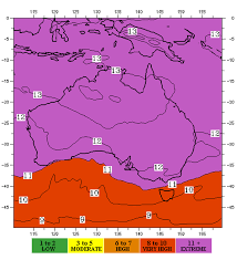 Uv Index Chart Today Health Check What Does The Uv Index Mean