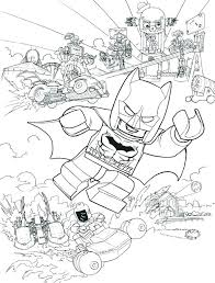 Lego Coloring Pages Pdf Fixyaridersclub