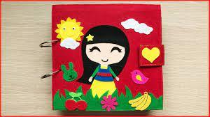 Bật mí cách làm 3 món đồ chơi handmade cho bé bằng vải - Cách Làm Hay