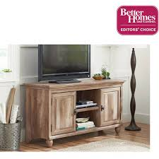 Basketball Display Stand Walmart Better Homes and Gardens Crossmill Collection TV Stand Buffet for 21