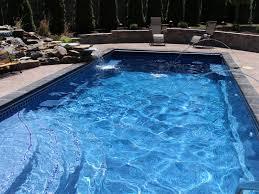 Rectangle Viking Pool