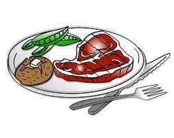 prime rib dinner clip art. Delighful Prime Free Steak Clipart Image 4 Intended Prime Rib Dinner Clip Art O