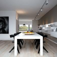 Kitchen Room   Modern Track Lighting Dining Room Living Room - Track lighting dining room
