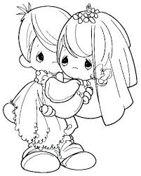 Coloring Pages Wedding Coloring Pages Disney Color Princess