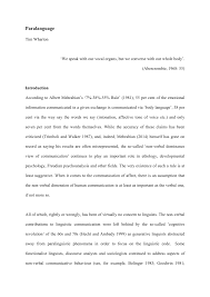 essay on non verbal communication essay breaking nonverbal norms nonverbal communication essay in my mother essay for my mother oglasi essays