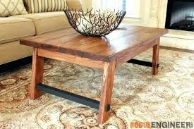 medium size of diy round farmhouse table plans console square end architectures adorable angled leg coffee