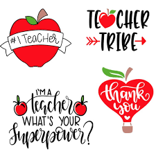 All free svg files available here are for personal use only unless otherwise stated. Free Teacher Svg Files Appreciation Week And Back To School Ruffles And Rain Boots