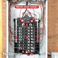 main panel wiring diagram i have a 4 circuit main lug panel main panel wiring diagram main service panel wiring diagram