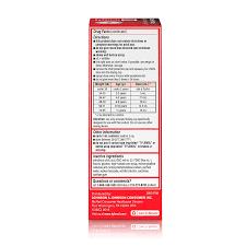 Infant Tylenol Dosage Chart 2017 Childrens Tylenol Oral Suspension Medicine With Acetaminophen Grape 4 Fl Oz