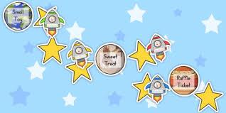 Free Space Class Display Reward Chart Rewards Displays