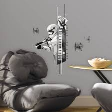 Peel And Stick Wall Decor Roommates Star Wars Classic Stormtroopers Peel And Stick Wall