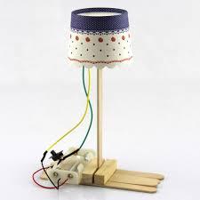 Us 105 Diy Assemble Model Mini Table Lamp 10mm Led 3v 2 Aa