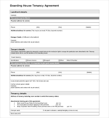 Residential Property Lease Agreement Template Lease Agreement