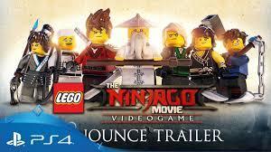 The LEGO NINJAGO Movie Video Game Announce Trailer - Anime Superhero News
