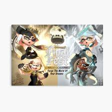 Splatoon 2 FinalFest Callie Marie Pearl ...